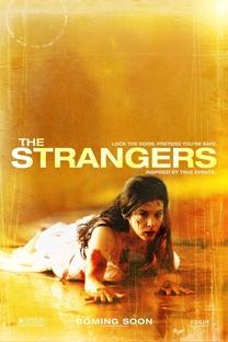 Os Estranhos - Poster / Capa / Cartaz - Oficial 8