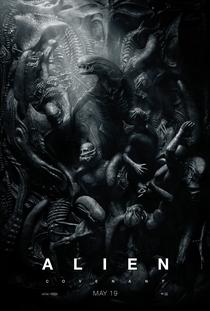 Alien: Covenant - Poster / Capa / Cartaz - Oficial 1