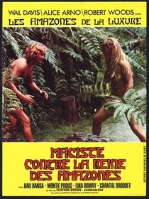 Maciste Contre la Reine des Amazones - Poster / Capa / Cartaz - Oficial 2