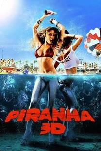 Piranha 3D - Poster / Capa / Cartaz - Oficial 3