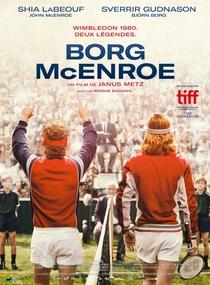 Borg vs McEnroe - Poster / Capa / Cartaz - Oficial 2