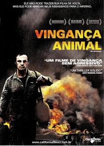Vingança Animal - Poster / Capa / Cartaz - Oficial 2