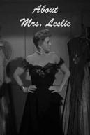 Sombras que Vivem (About Mrs. Leslie)