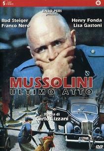Mussolini - Último Ato - Poster / Capa / Cartaz - Oficial 2