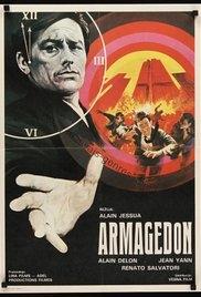 Armagedon - Poster / Capa / Cartaz - Oficial 1