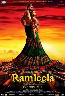 Ram-Leela - Poster / Capa / Cartaz - Oficial 3