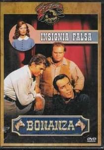 Bonanza - Insígnia Falsa - Poster / Capa / Cartaz - Oficial 1