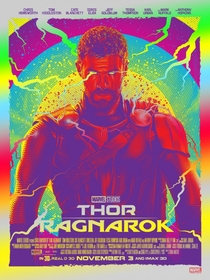 Thor: Ragnarok - Poster / Capa / Cartaz - Oficial 4