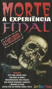 Morte - A Experiência Final  - Poster / Capa / Cartaz - Oficial 1