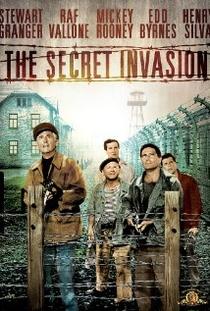 A Invasão Secreta - Poster / Capa / Cartaz - Oficial 1