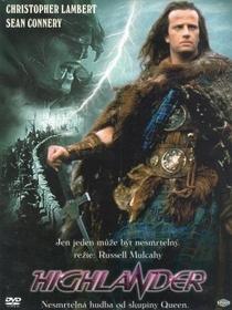 Highlander - O Guerreiro Imortal - Poster / Capa / Cartaz - Oficial 3