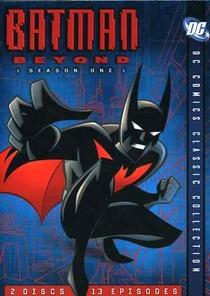 Batman do Futuro (1ª Temporada) - Poster / Capa / Cartaz - Oficial 1