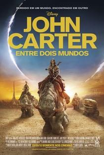 John Carter: Entre Dois Mundos - Poster / Capa / Cartaz - Oficial 1