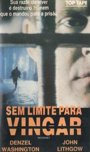 Sem Limite Para Vingar - Poster / Capa / Cartaz - Oficial 2