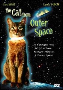 O Gato Que Veio do Espaço - Poster / Capa / Cartaz - Oficial 2