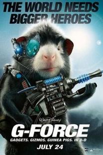 Força G - Poster / Capa / Cartaz - Oficial 6