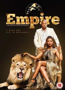 Empire - Fama e Poder (2ª Temporada) - Poster / Capa / Cartaz - Oficial 3
