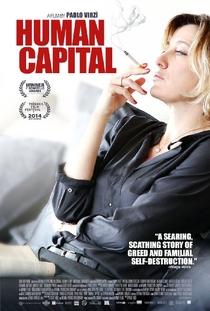 Capital Humano - Poster / Capa / Cartaz - Oficial 3