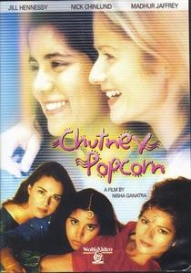 Chutney Popcorn - Poster / Capa / Cartaz - Oficial 1