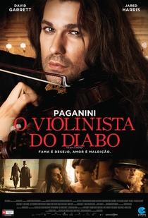 Paganini - O Violinista do Diabo - Poster / Capa / Cartaz - Oficial 3