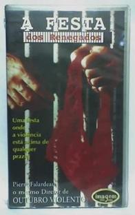 A Festa dos Renegados - Poster / Capa / Cartaz - Oficial 2