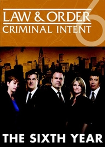 Lei & Ordem: Criminal Intent (6ª Temporada) - Poster / Capa / Cartaz - Oficial 1