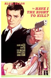 Terei o direito de matar? - Poster / Capa / Cartaz - Oficial 1