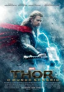 Thor: O Mundo Sombrio - Poster / Capa / Cartaz - Oficial 15