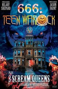 666: Teen Warlock - Poster / Capa / Cartaz - Oficial 1