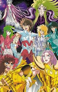 Os Cavaleiros do Zodíaco: Hades, A Saga do Santuário - 1ª Temporada - Poster / Capa / Cartaz - Oficial 1