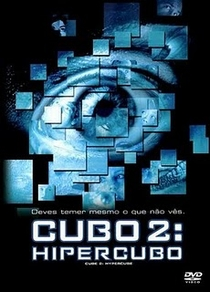 Cubo 2 - Hipercubo - Poster / Capa / Cartaz - Oficial 1