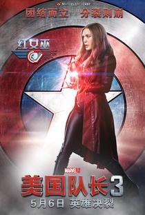 Capitão América: Guerra Civil - Poster / Capa / Cartaz - Oficial 18