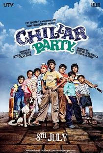 Chillar Party - Poster / Capa / Cartaz - Oficial 2
