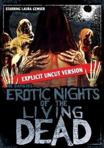 Erotic Nights of the Living Dead - Poster / Capa / Cartaz - Oficial 1