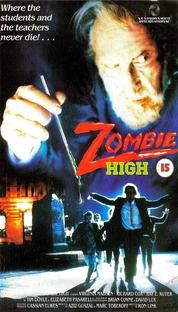 Zombie High - Alunas Muito Especiais - Poster / Capa / Cartaz - Oficial 4