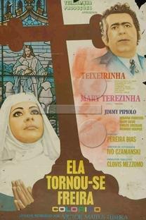Ela Tornou-se Freira - Poster / Capa / Cartaz - Oficial 2