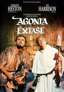 Agonia e Êxtase - Poster / Capa / Cartaz - Oficial 5