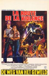 Inferno no Asfalto - Poster / Capa / Cartaz - Oficial 2