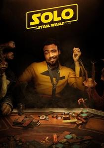 Han Solo: Uma História Star Wars - Poster / Capa / Cartaz - Oficial 22