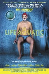 A Vida Marinha com Steve Zissou - Poster / Capa / Cartaz - Oficial 4