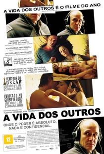 A Vida dos Outros - Poster / Capa / Cartaz - Oficial 10
