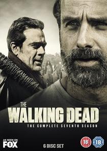 The Walking Dead (7ª Temporada) - Poster / Capa / Cartaz - Oficial 8