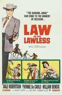 O Juiz Enforcador (Law of the Lawless)