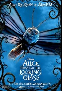 Alice Através do Espelho - Poster / Capa / Cartaz - Oficial 25