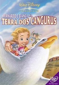 Bernardo e Bianca na Terra dos Cangurus - Poster / Capa / Cartaz - Oficial 1
