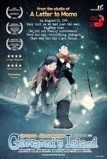 Giovanni no Shima - Poster / Capa / Cartaz - Oficial 9