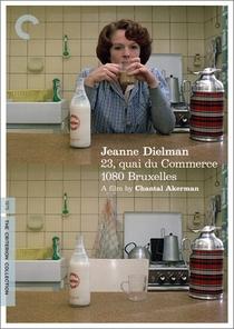 Jeanne Dielman - Poster / Capa / Cartaz - Oficial 1
