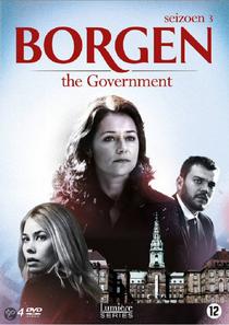 Borgen (3ª Temporada) - Poster / Capa / Cartaz - Oficial 1