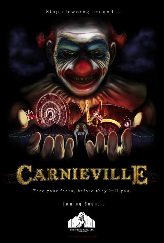 Você Tem Medo de Palhaços? Assista ao Trailer Completo de'CarnieVille'
