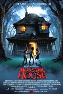 A Casa Monstro - Poster / Capa / Cartaz - Oficial 1